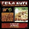 Fela Kuti - Expensive Shit He Miss Road album cover