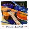 Gary Moore - Ballads and Blues album cover