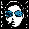 Calvin Harris - Vegas single cover