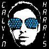 Calvin Harris - Vegas single cover