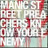 Manic Street Preachers - Know Your Enemy Album Cover