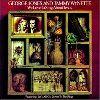George Jones - We Love to Sing About Jesus album cover
