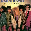 Hanoi Rocks - Self Destruction Blues album cover