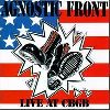 Agnostic Front - live at CBGB album cover