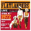 The Flatlanders - Live 72 album cover