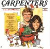 The Carpenters - Christmas portrait album cover