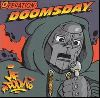MF DOOM - doomsday album cover