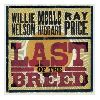 Merle Haggard - Last of the Breed album cover