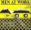 Men at Work - Business as Usual album cover