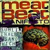 Meat Beat Manifesto - Subliminal Sandwich album cover