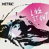 Metric - Live it Out album cover