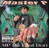 Master P - MP Da Last Don album cover