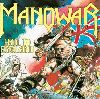 Manowar - Hail to england album cover