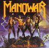 Manowar - Fighting the world album cover
