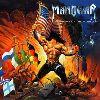 Manowar - Warriors of the World album cover