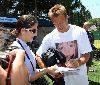 Rugby player Jonny Wilkinson picture
