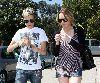 Lindsay Lohan and samantha Ronson