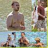 Justin Timberlake : justin-cameron-vacation