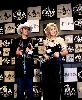 ALISON KRAUSS : 38th Annual Country Music Awards Press Room