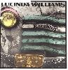 Lucinda Williams Ramblin album cover