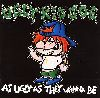 Ugly Kid Joe - As Ugly As They Wanna Be album cover