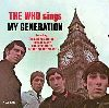: The Who Sings My Generation album cover